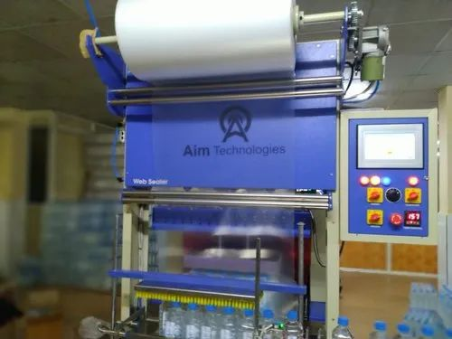 90 BPM Shrink Packing Machine