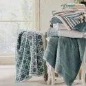 Cotton Jacquard Towels