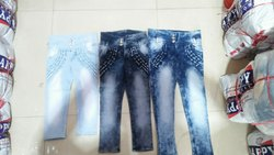 Ladies Jeans, Waist Size: 32