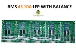 BMS for Lifepo4 Lthium Ion Battery Pack LFP With Balance And Temperature