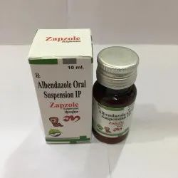 Albendazole Oral Suspension IP