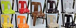 Mango Plastic Chair or Dining Chair or Hotel Chair
