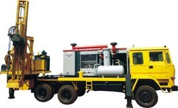 PPR-50 Truck Mounted Piling Rig