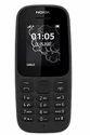 Nokia 105 (Black) Phone