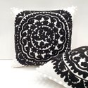 Embroidered Suzani Cushion Covers