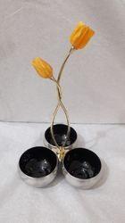 Tulip Bud 3 Bowls