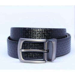 Nifty Italian Leather Belt