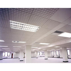 Armstrong Office Ceiling Work