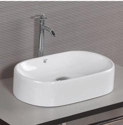 White Ceramic Sanitary Ware Wash Basin
