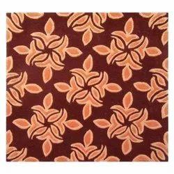 Kanha Overseas Woolen Yarn Gurudwara Sahib Woolen Tufted Carpet, Rectangular