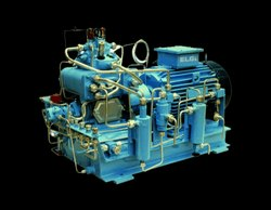 Custom Built Compressors