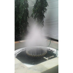 Round Water Fountain