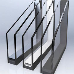 Jewel Tuf Transparent Double Glazing Glass