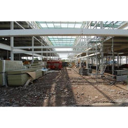 Shopping Malls Construction Service