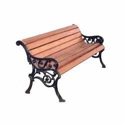 Iron Outdoor Benches