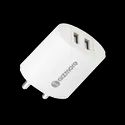 GIZMORE Travel Charger Dual USB 2.1A WCable GIZ ESU521