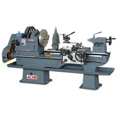 Cone Pulley Lathe Machine, Max Spindle Speed: 0-500 RPM