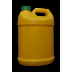 Parth Polymers HDPE Pesticides & Chemicals 5 Liter Carboy