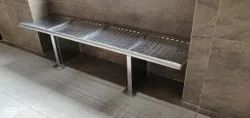 Opiyum Stainless Steel Bench
