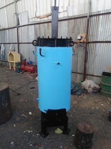 Natural Circulation Solid Fuel Fired Hot Water Boiler - Steamtherm ...