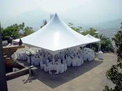 Pagoda PVC Fire Retardant Tent