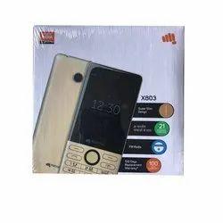 X803 Micromax Mobile Phone