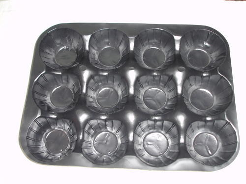 Pomegranate Packing Trays