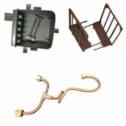 BSA Motorcycle Air Filter, Side Carrier Set, Oil Pipe, British Bike Replacement Spare Parts