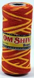 Cotton Red and Yellow Pooja Moli (ART NO.62), Packaging Type: Reel
