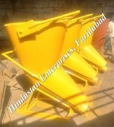 Material Controlled Concrete Construction Bucket