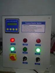 Pressure booster controller