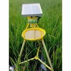 Solar LED Insect Light Trap (Fixed Stand)