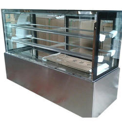 Grey SS Display Counter