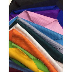 Colored Rice Knit Fabric