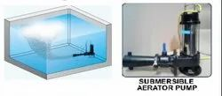 Fluidized Aerated Reactor Submersible Jet Aerator for Aquaculture