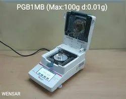 PGB1MB Moisture Analyzer