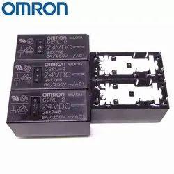 Omron Relay G2RL-2 24VDC 8A 8Pin