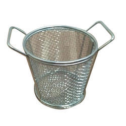 SS Wire Mesh Basket