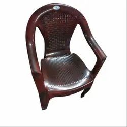 Low Back Plastic Chair