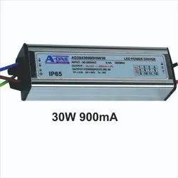 30 Watt LED Driver, Output Voltage: 28-43 V