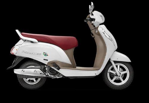Suzuki Access 125 Scooter | Charkha Complex, Washim | Leela