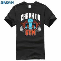 Mr Meeseeks Caaan Do Gym T Shirt