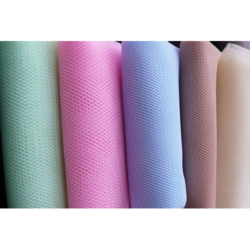 Colored Mosquito Net Fabric