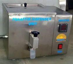 Paraffin Dispenser unit