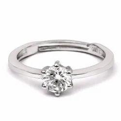 SR02737 925 Sterling Silver Ring