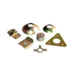 Precision Sheet Metal Components