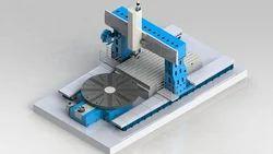 Gantry Type Vertical Machining Center