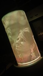 Personalized Photo Lamp