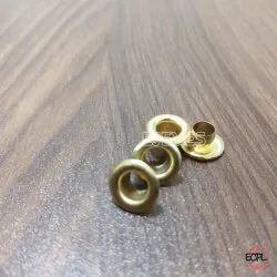 No 400 Brass Eyelets Golden