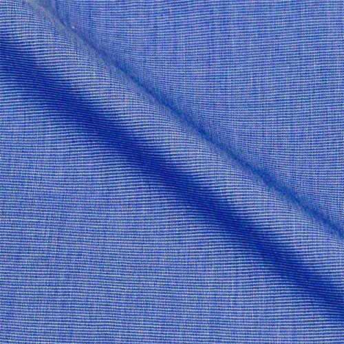 Blue Plain Corporate Uniform Fabrics